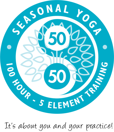 Seasonal Yoga 100 hour 5 element training